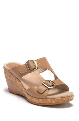 Dansko Carla Wedge Slide Sandal