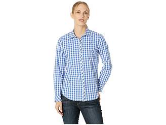 Vineyard Vines Golf Mini Gingham Classic Button Down Shirt