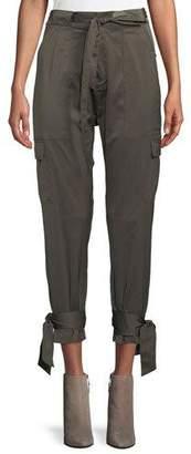Joie Erlette Cropped Cargo Pants