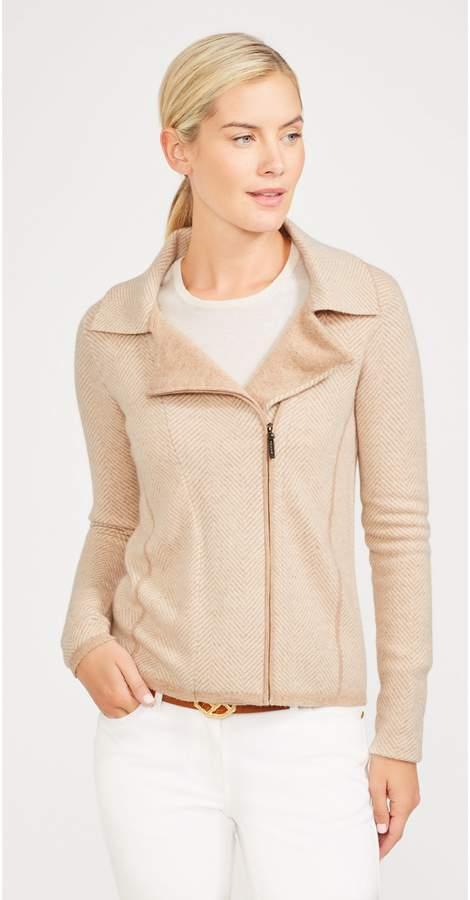 Velo Cashmere Sweater Jacket