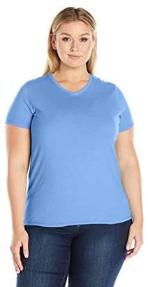 Champion Women's Plus Size Vapor Cotton Tee