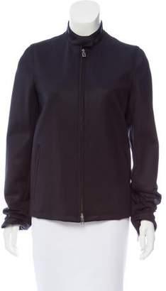 Reed Krakoff Tailored Neoprene Jacket