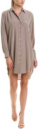 Amanda Uprichard Silk Shirtdress