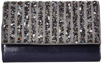 Jessica McClintock Nora Sparkle Flap Handbags