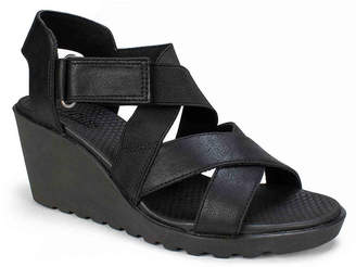 White Mountain Cliffs by Esther Wedge Sandal - Women's