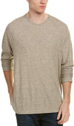 James Perse Wool-Blend Shirt