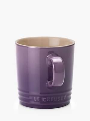 Le Creuset Stoneware Mug, 350ml, Ultra Violet