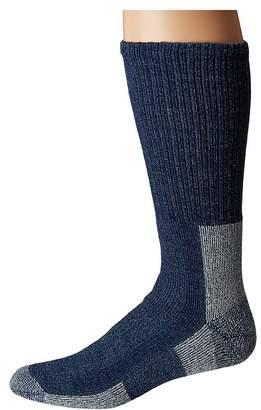 Thorlos Wool Blend Light Hiking Crew Single Pair Men's Crew Cut Socks Shoes