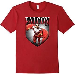 Marvel Falcon Shield Graphic T-Shirt