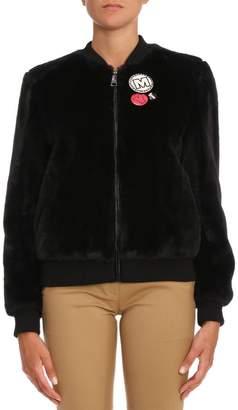 Twin-Set TWIN SET Fur Coats Fur Coats Women Twin Set