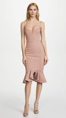 Nicholas Flip Hem Bra Dress