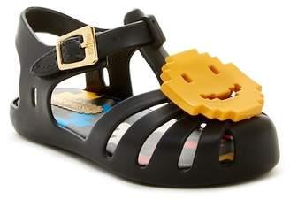 Mini Melissa Mini Aranha V Sandal (Toddler) $55 thestylecure.com