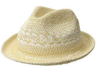 Echo Sunshine Fedora Hat Caps