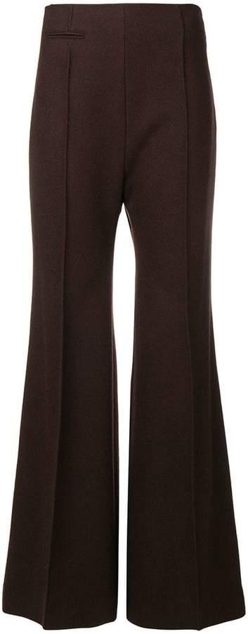 Kwaidan Editions long flared trousers