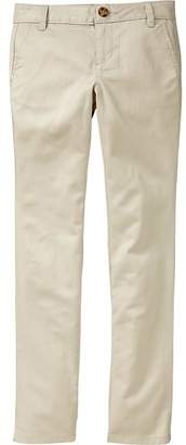 Uniform Skinny Pants for Girls $19.94 thestylecure.com