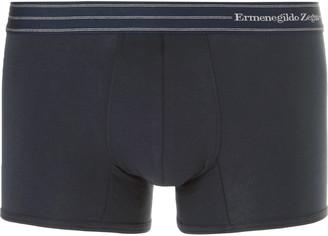 Ermenegildo Zegna Stretch-Cotton Boxer Briefs