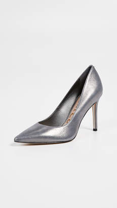 f88cd8a6ada Sam Edelman Silver Pumps - ShopStyle