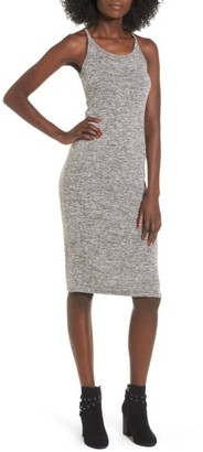 Women's Leith Melange Body-Con Dress $55 thestylecure.com