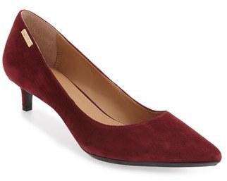 Women's Calvin Klein 'Gabrianna' Pump $99.95 thestylecure.com
