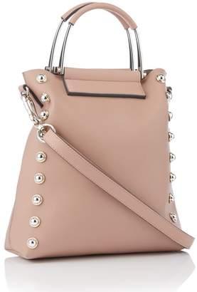 Star by Julien Macdonald Natural Grained Stud Trim Grab Bag
