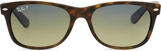 Ray-Ban Rb2132 tortoiseshell new wayfarer sunglasses