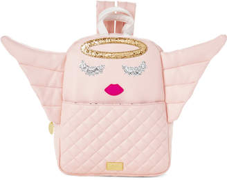 Betsey Johnson Luv Betsey By Blush Kitch Angel Quilted Backpack