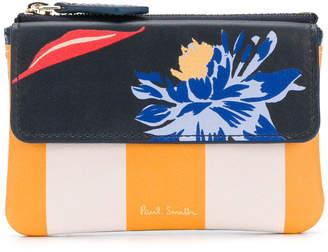 Paul Smith printed coin purse