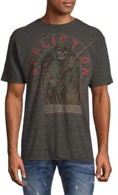 Affliction Tall Grass Short-Sleeve Tee