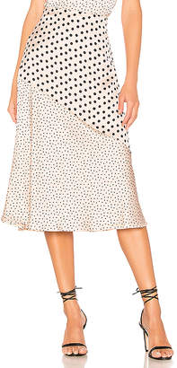 Privacy Please Monterey Midi Skirt