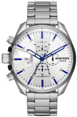 Diesel R) MS9 Chronograph Bracelet Watch, 47mm