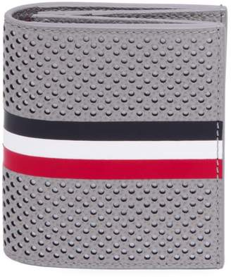 Perforated Leather Card Case