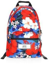 Ami Printed Backpack