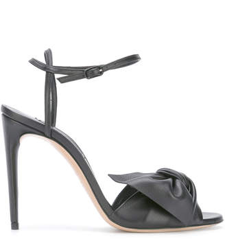 Casadei bow strap evening sandals