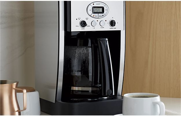 Crate & Barrel Cuisinart ® 12 Cup Extreme Brew Coffee Maker
