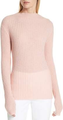Rag & Bone Donna Mohair Blend Sweater