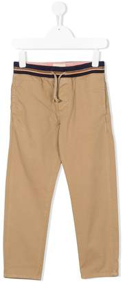 Bellerose Kids drawstring waist trousers
