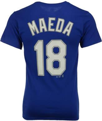 Majestic Men Kenta Maeda Los Angeles Dodgers Official Player T-Shirt