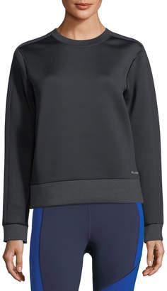 Under Armour Luster Crewneck Long-Sleeve Sweatshirt
