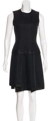 DKNY Wool Mini Dress