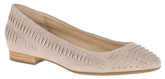 Hush Puppies Phoebe Ladder Stud Flat - Wide Width Available