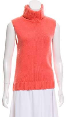 Celine Cashmere Sleeveless Sweater