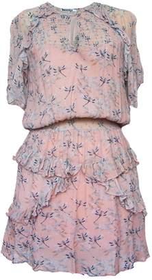 Pam & Gela Pink Dress for Women