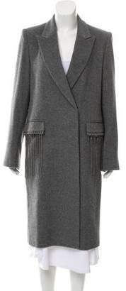Thomas Wylde Wool-Blend Coat