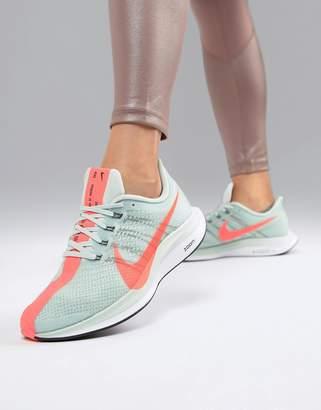 Nike Running Pegasus Turbo Trainers In Mint