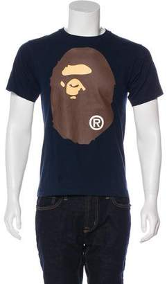 A Bathing Ape Graphic Knit T-Shirt