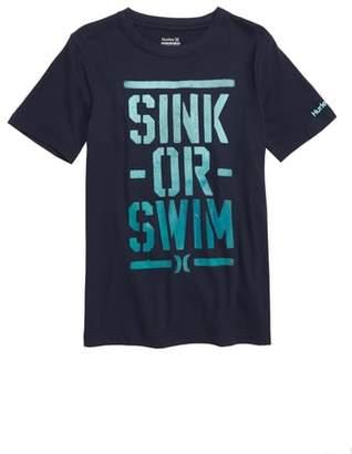 Hurley Sink or Swim Graphic T-Shirt