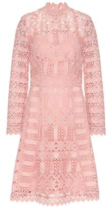 Temperley London Amelia lace minidress
