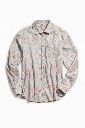 Insight Tripping Daisy Corduroy Button-Down Shirt