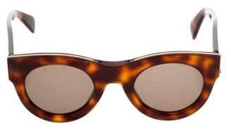 Celine Tortoiseshell Marta Sunglasses