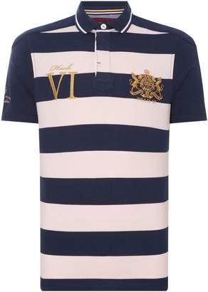 Howick Men's Short Sleeve Warwick Rugby Top